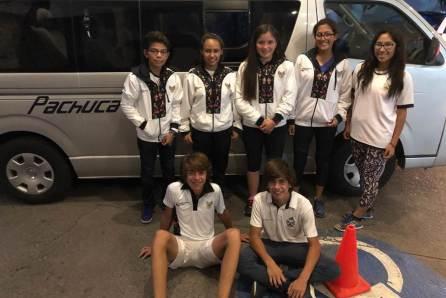 Dupla hidalguense conquistó el primer lugar en torneo de tenis