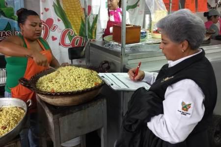Emprenden acciones de fomento y vigilancia sanitaria en las ferias de Pachuca2