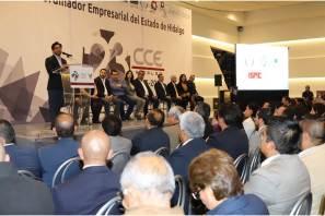 Empresarios, principal motor de la economía hidalguense, José Luis Romo