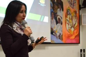 En el marco del Día Naranja, IEEH realiza conferencia sobre el Cáncer de Mama