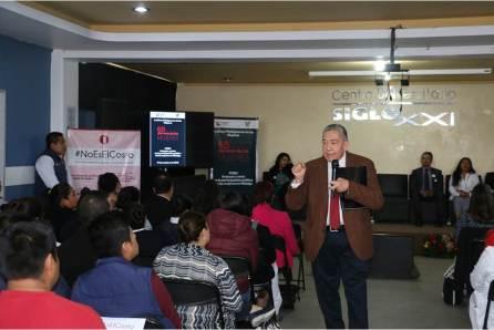En Hidalgo se fortalece la política incluyente, SVA4