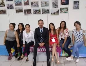 Estudiantes de la UTMZ presentes en el Congreso Internacional de Animación Turística y Sociocultural 20181
