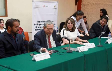 Gobierno de Hidalgo realiza taller para fortalecer y fomentar información y lenguaje incluyente.jpg
