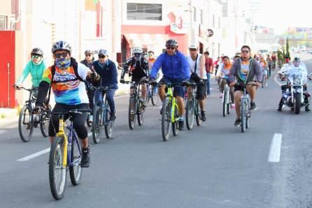 """Gran convivencia en el """"Bici-tando tu feria""""4"""