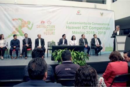 """Hidalgo y la UPMH sedes del lanzamiento nacional de la convocatoria """"ICT Skills Competition 2018"""" de Huawei4"""