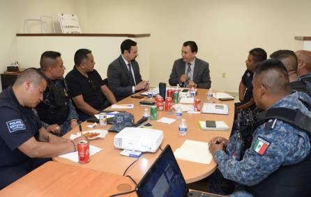 Hidalgo y Querétaro coordinan seguridad en límites territoriales2