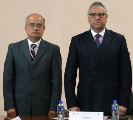 Humberto Vieyra Alamilla fue nombrado Fiscal de la PGJEH