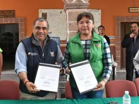 IAAMEH firma convenio de colaboración y realiza audiencias públicas en Chapantongo1