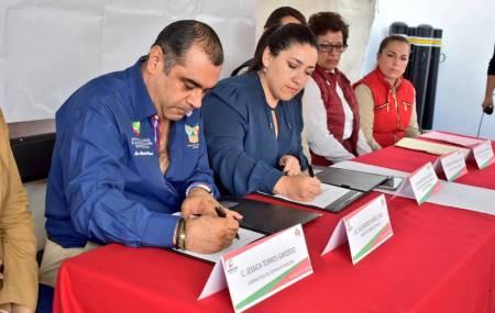 IAAMEH realizó gira de trabajo por Cuautepec de Hinojosa2