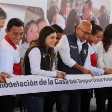 Inauguran la Casa del Deportista Hidalguense3