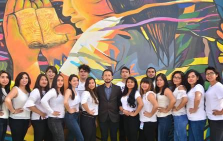 Jóvenes como agentes de cambio e inclusión social en Mineral de la Reforma3