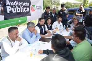 Jornada de atención pública en Tizayuca