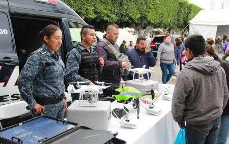 Llevará SSPH Jornada de Seguridad y Audiencia Pública a Tizayuca