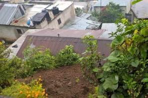 Lluvias causan daños en municipios de la sierra de Molango