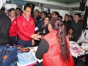 Más de 200 artesanos exponen en el Pabellón Artesanal de la Feria Pachuca Hidalgo 20182