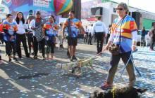 Más de mil personas en carrera por el 50 aniversario de los Juegos Olímpicos México 68 4