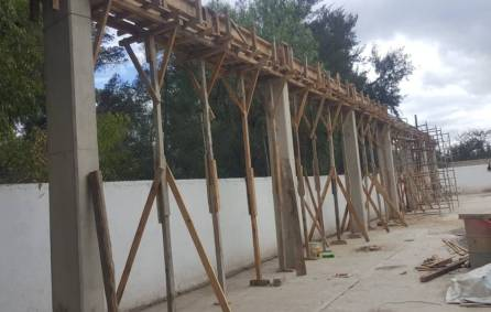 Mejora SOPOT infraestructura educativa en Tetepango3