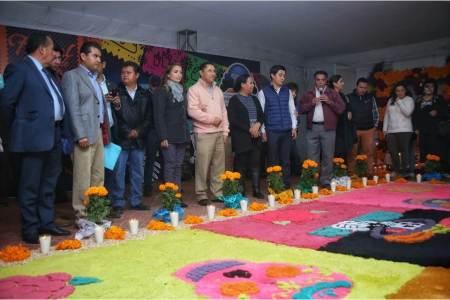 Mineral de la Reforma invita a Concurso de Pan de Muerto