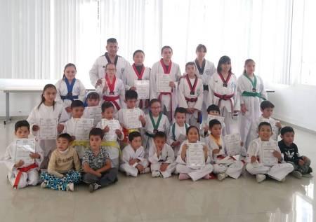 "Mineral de la Reforma invita a formar parte de la Escuela Municipal de Taekwondo ""Fénix""1"