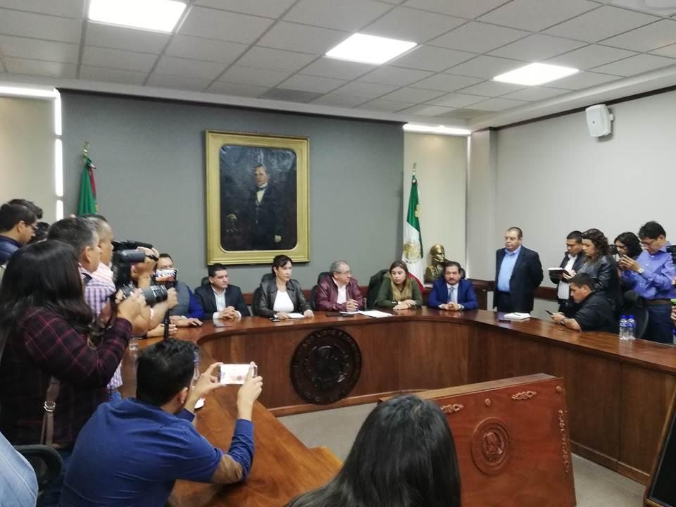 Morena encabezará la Junta de Coordinación del Congreso del Estado; hay arreglo entre legisladores
