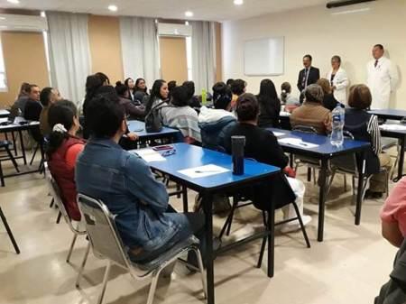 Organiza SSH curso taller para fortalecer el Modelo de Atención a las Mujeres durante el embarazo