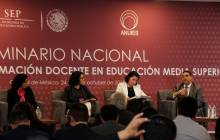 Participa Hidalgo en Seminario de Formación Docente en Educación Media Superior de la ANUIES1