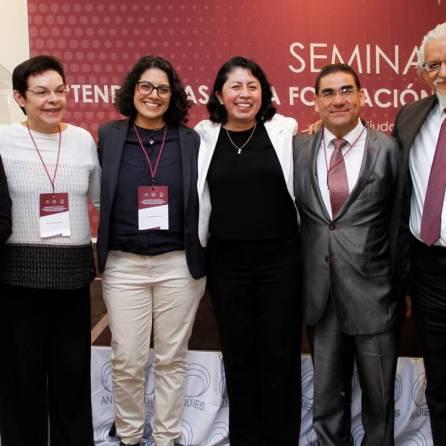 Participa Hidalgo en Seminario de Formación Docente en Educación Media Superior de la ANUIES2