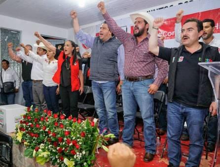 Pide militancia del PRI analizar si es conveniente continuar con alianzas electorales1