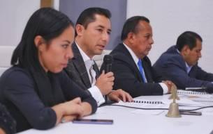 Presenta Raúl Camacho iniciativa de Ley de Ingresos 2019 para Mineral de la Reforma 1