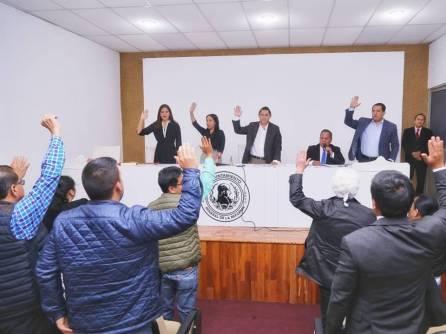 Presenta Raúl Camacho iniciativa de Ley de Ingresos 2019 para Mineral de la Reforma 4