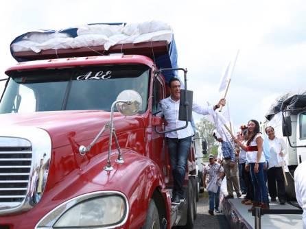 Primordial apoyar a nuestra gente de la Huasteca, y fortalecer nuestras tradiciones1
