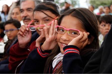 Programa Ver Bien para Aprender Mejor ha atendido a más de 24 mil 700 estudiantes hidalguenses