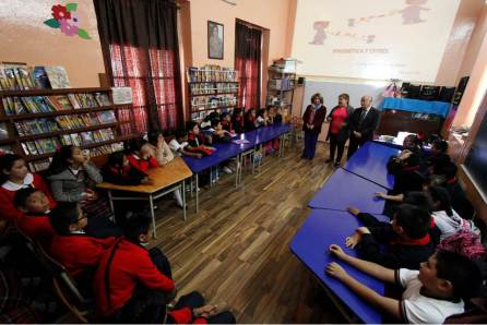 Promueve UAEH estilos de vida saludable en primaria de Pachuca3