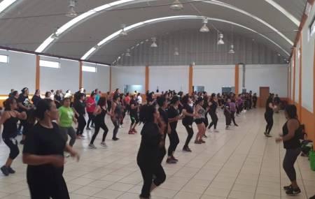 Promueven la activación física en colonias de Mineral de la Reforma a través del Instituto Municipal de la Cultura Física y Deporte2