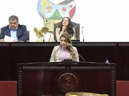 Propone Jajaira Aceves, Diputada del PES, fortalecer el testamento público abierto en Hidalgo