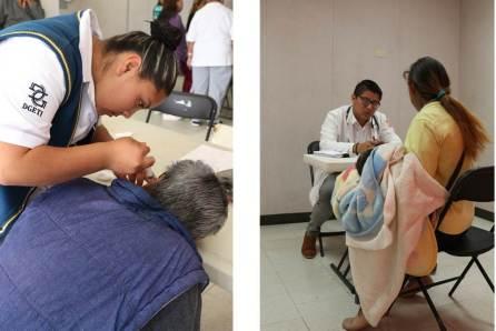 Realizan con éxito en Tizayuca la Segunda Jornada de la Dirección de Salud Municipal3