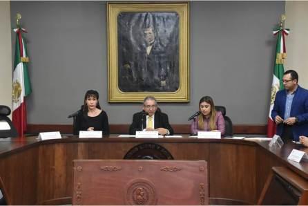 Representantes instalan ocho comisiones de estudio y dictamen3