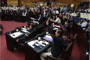 Se aprueba integración de las primeras comisiones permanentes de estudio y dictamen