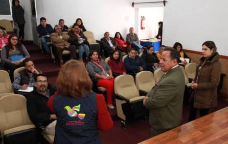 """Se fortalece Mineral de la Reforma con capacitación sobre """"Derechos Humanos para Servidores Públicos"""" 2"""