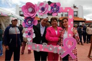 Se une Mineral de la Reforma a la lucha contra el cáncer de mama