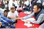 Secretarios de gabinete brindaron atención ciudadana en la región de Tulancingo3