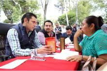 Secretarios de gabinete brindaron atención ciudadana en la región de Tulancingo5