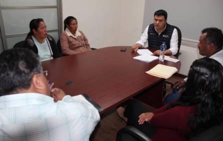 Sedeso realiza audiencias públicas en la región Huichapan1