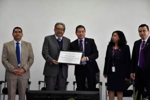 SEPH Y UPMH reciben reconocimiento por parte de Sedesol