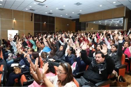 SSH organiza por tercera ocasión Foro Estatal de Lucha contra el Cáncer de Mama2