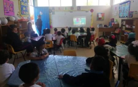 SSPTyV, inicia programa de Prevención de Acoso Sexual Infantil1.jpg