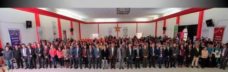 Supera expectativas Primer Congreso Estatal de Academias 5