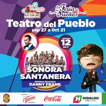 Teatro del pueblo, 12 de octubre