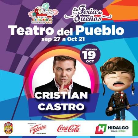 Teatro del Pueblo, 19 de octubre 2018