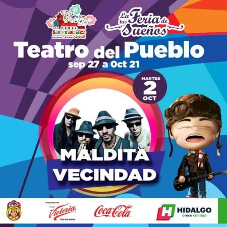 Teatro del Pueblo, 2 de octubre
